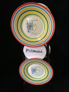Was there ever an artist as unique as Picasso? Another side of an homage to him and his dyslexia.